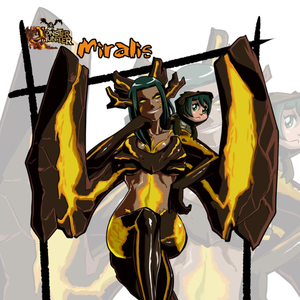 Female version: Miralis