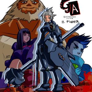 Guild adventure portada 11