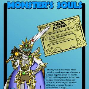 Thidus, espadachin de los 4 elementos
