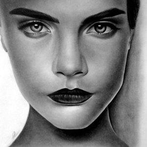 Retrato de Cara