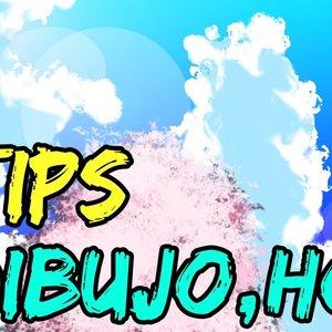 Como dibujar arbol con hojas estilo Anime en Photoshop