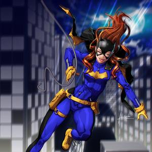Batgirl fan art