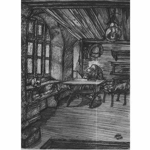 Der heilige Hieronymus im Gehäus  -Ensayo