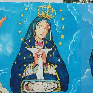 mural religioso