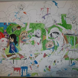 One piece paintwork