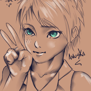 Anuska-san