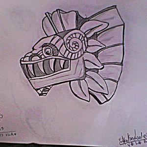 Dios Quetzalcóatl... VLA®