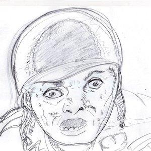 El rostro de la guerra