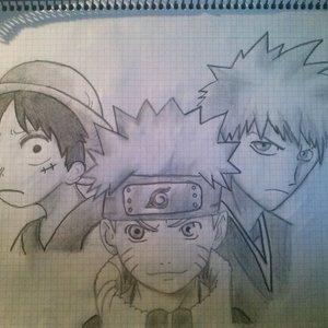 3 Grandes del Anime
