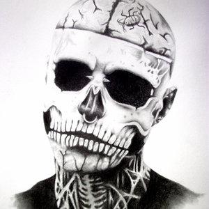 Rick Genest, Zombie Boy 2.
