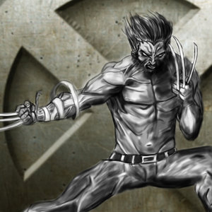Lobezno / Wolverine - Speed drawing / Speedpaint
