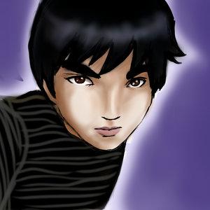 retrato de  Belierk