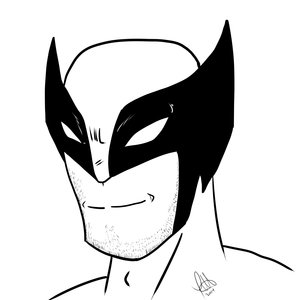 fan arts wolverine
