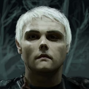 Gerard way digital portait