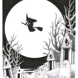 Cementerio de brujas