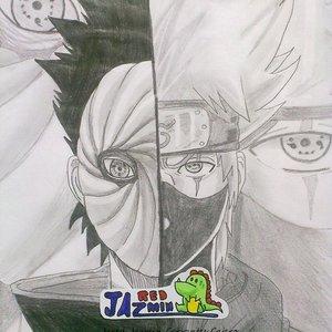 Kakashi vs Tobi