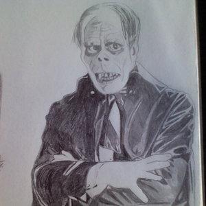 Erik ,The Phantom.