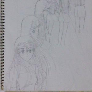 Reiko~ line poses