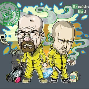 Breaking bad cartoons