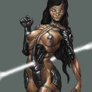 Cyber Femme