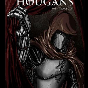 Portada de E-Comic - HOUGANS