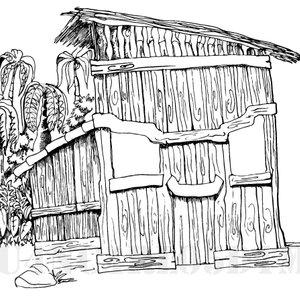 widow´s house