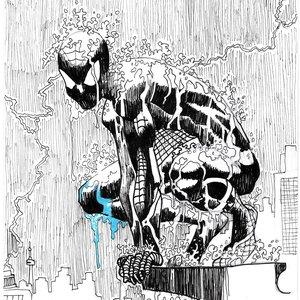 Spiderman sketch