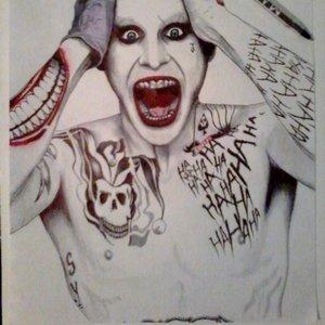 Jared Leto (the joker)