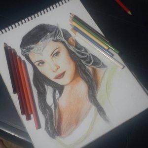 Arwen (señor de los anillos)