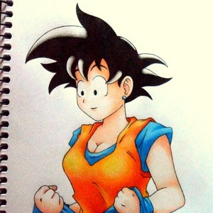 Goku (version femenina)