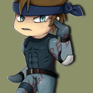Solid Snake, Metal Gear Solid.