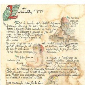 Tellûris Chartäe Prolës (Diario de Criaturas mágicas) II