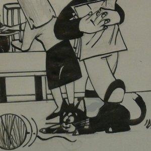 El diario de un gatito jugueton