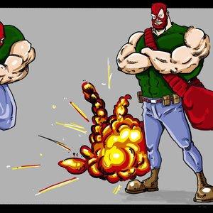 Diseño de personaje, Bomber man