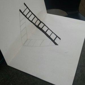 trick art (practicando)