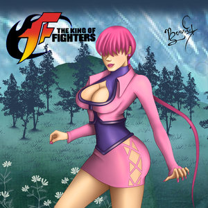 Shermie - The King of Fighters