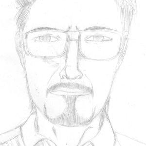 Tony Stark(segundo retrato)