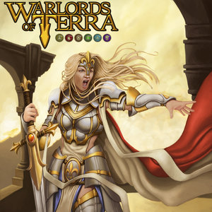 Lady Elisabeth - Warlords of Terra