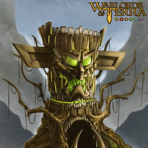 Totem de Gruuj - Warlords of Terra