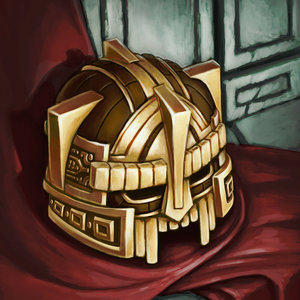 Yelmo de Stromhammer - Warlords of Terra