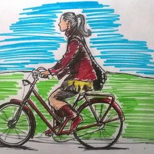 Aires de bicicleta