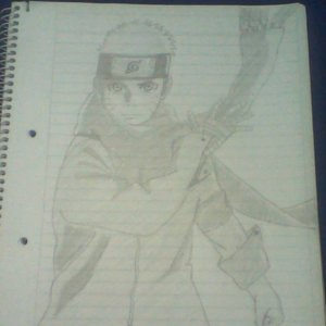 Naruto version The Last *-*