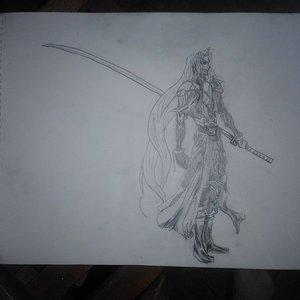 Sephiroth. Viajante de la corriente vital, (nueva foto con mvl nuevo)