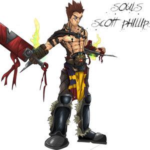 Souls 1ra Temporada Scott