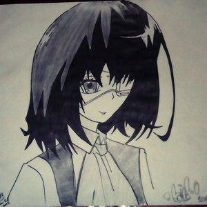 Mei Misaki Anime. Gans®