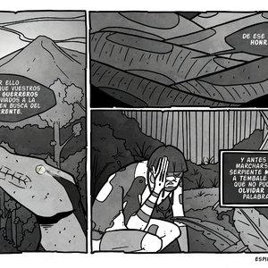 El Espíritu del Sapo. Pag 21