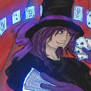 El Mago y sus cartas voladoras