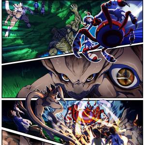 Paginas de comic