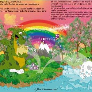 Páginas ( 1,2 ) terapicuento infantil, ©jonlarrocea