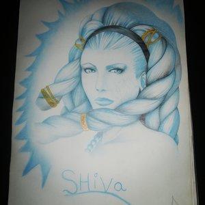 Shiva, personaje del videojuego Final Fantasy X